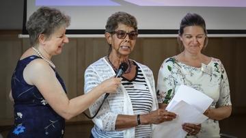 Ann, Olga & Natalie