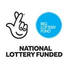 Lottery logo blue